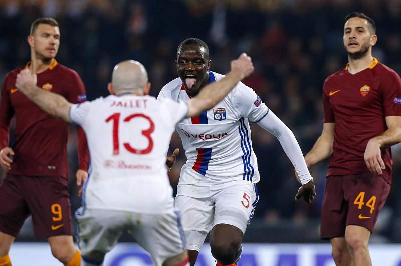 AS Roma - Lyon