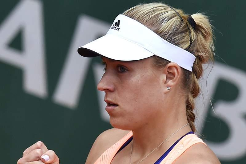 Tenista alemã Angelique Kerber vence em Birmingham