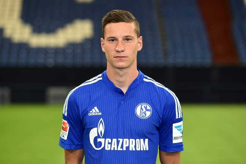 Julian Draxler deixou o Schalke04 para assinar pelo Wolfsburgo