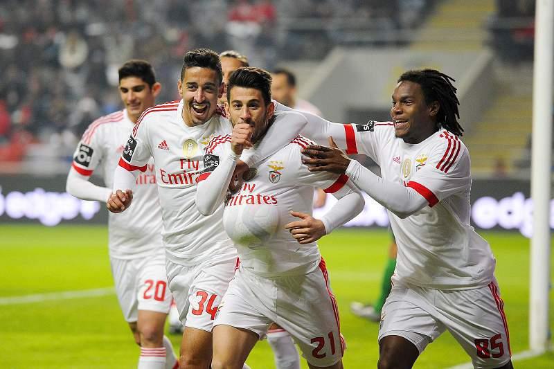 Sp. Braga - Benfica 15/16