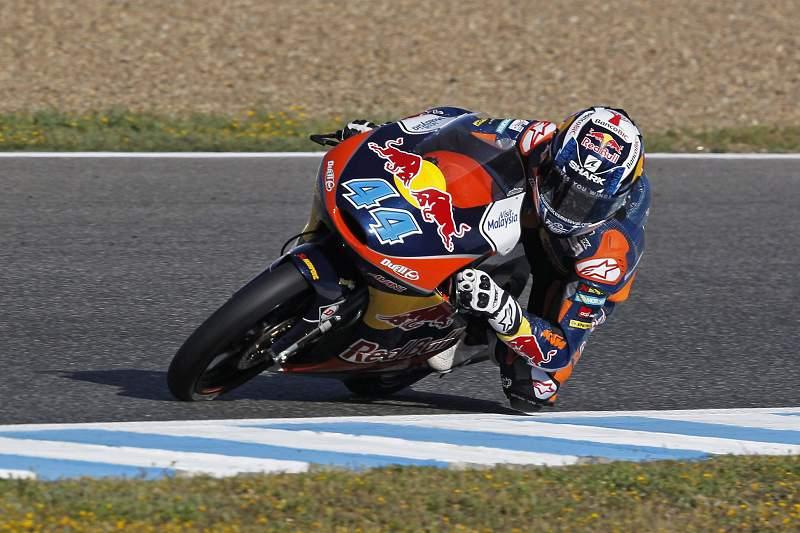 Miguel Oliveira perde o terceiro lugar no Mundial de Moto3