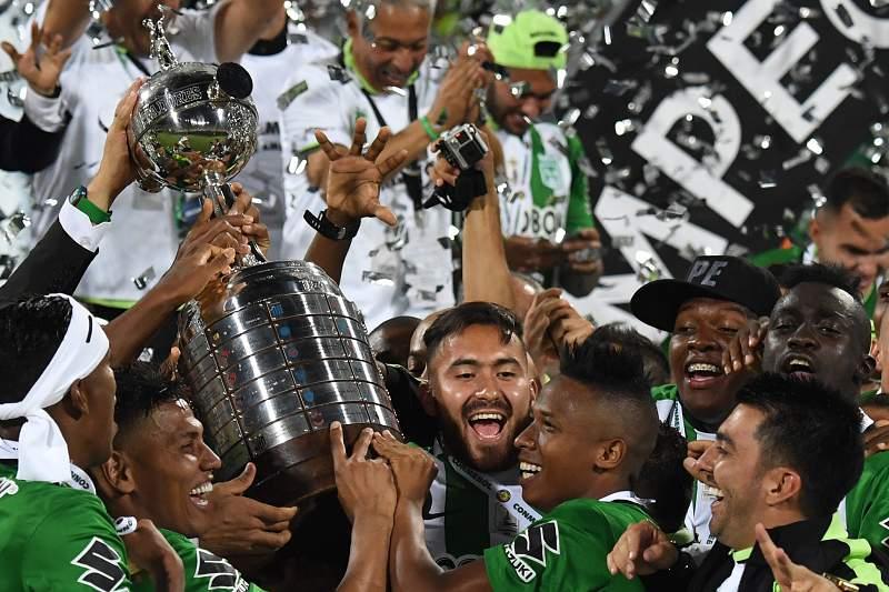 Atlético Nacional vence Taça Libertadores pela segunda vez