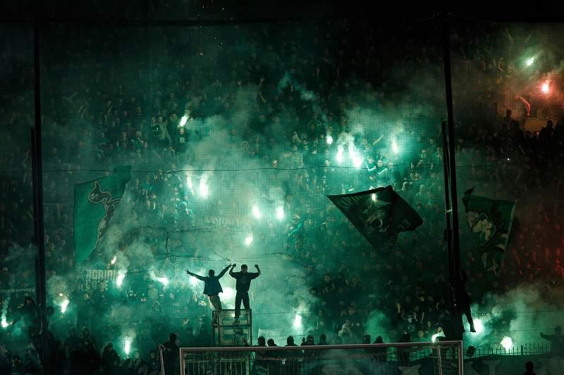 Panathinaikos - Olympiakos