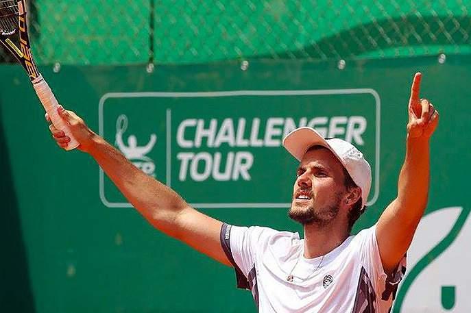 Oscar Otte venceu a primeira edição do Lisboa Belém Open