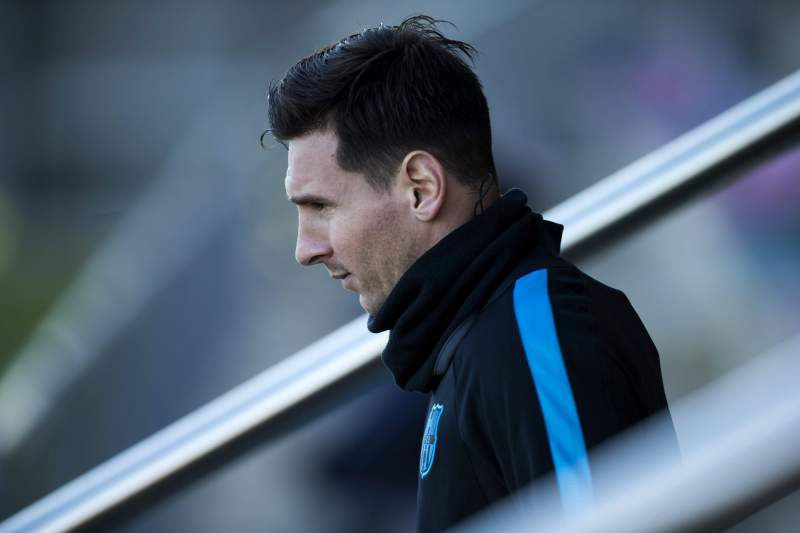 ARGENTINIAN PLAYER LEO MESSI TAKEN TO COURT FOR A FINANCIAL CASE