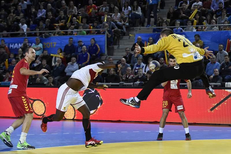 Angola averba segunda derrota no Mundial