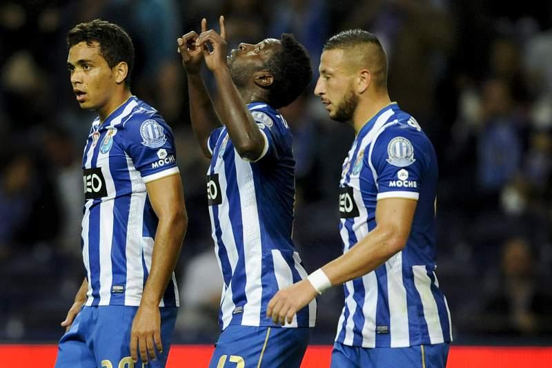 Varela está de regresso ao FC Porto
