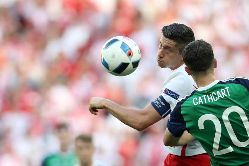 Group C Poland vs Northern Ireland
