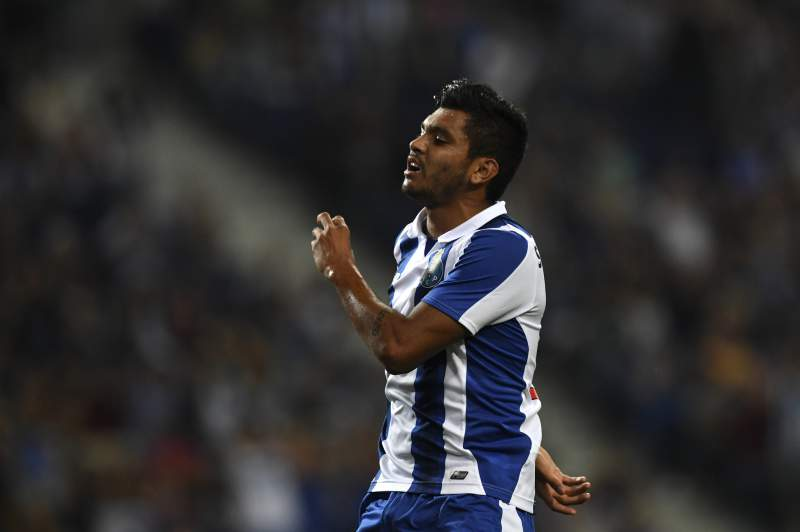 Jesús Corona, jogador do FC Porto