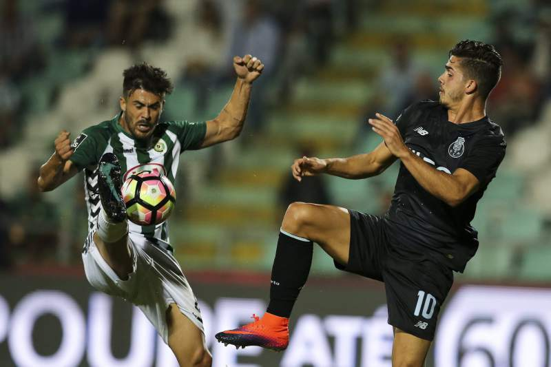 V. Setúbal - FC Porto