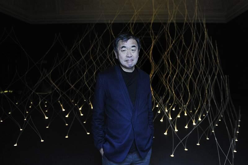 Kengo Kuma, arquiteto japonês