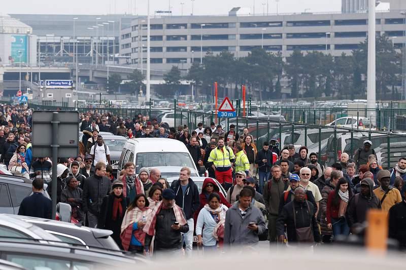Ataques aeroporto de Bruxelas
