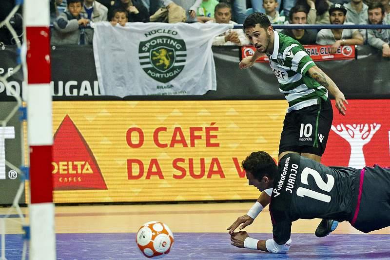 Miguel Ângelo em ação pelo Sporting