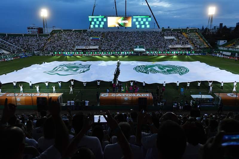 A final prometida entre Chapecoense e Atlético