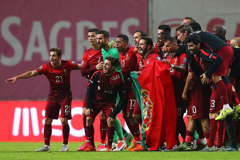 Portugal apurado para o Europeu 2016