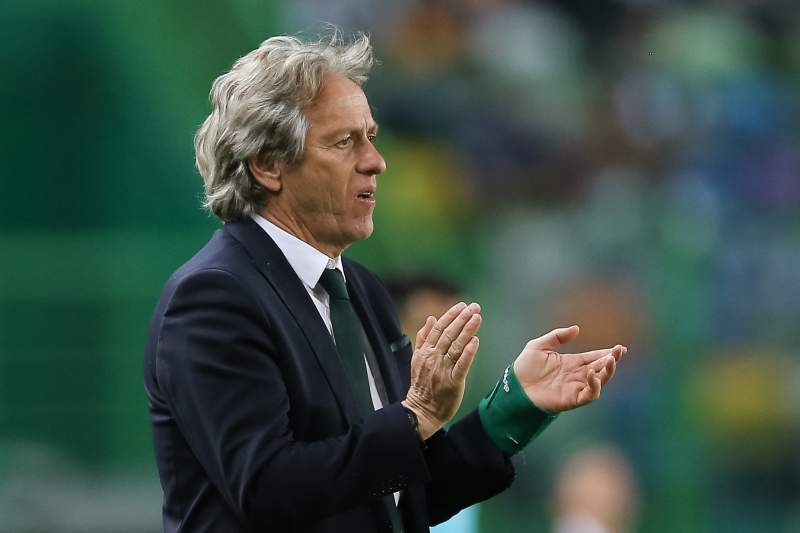 Jorge Jesus na 38ª posição entre os 50 melhores treinadores do mundo para o L' Equipe