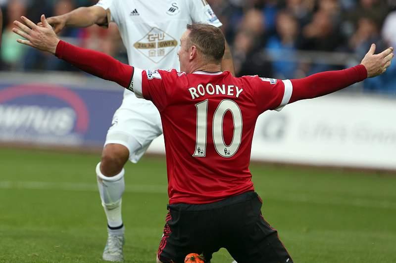 Manchester United também cai aos pés do Swansea