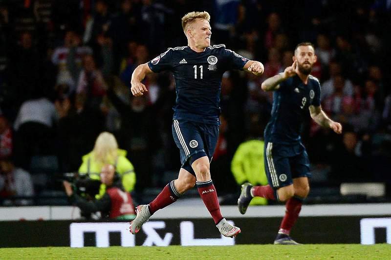 Internacional escocês vai jogar no Newcastle