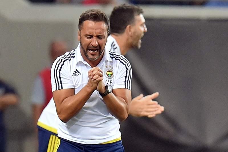 Vítor Pereira, treinaador do Fenerbahçe