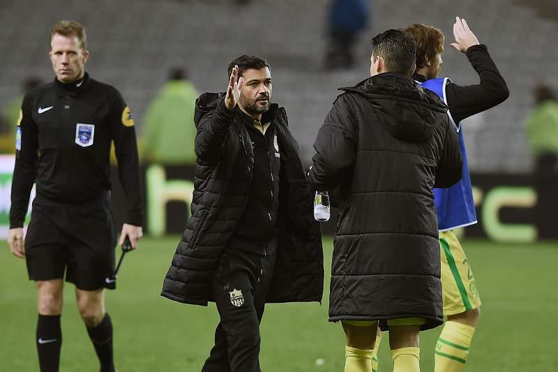 Sérgio Conceição estreia-se ao comando do Nantes com vitória sobre o Montpellier
