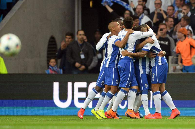 FC Porto vs Bayern