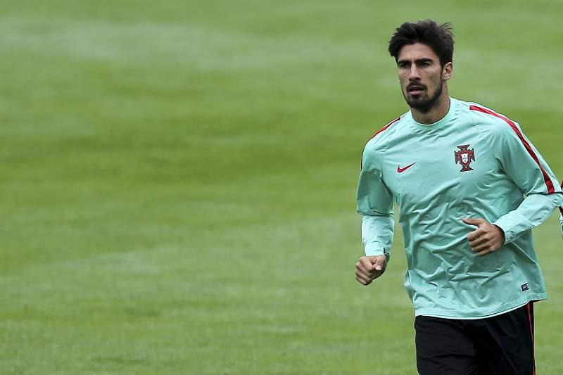 Portugal team training