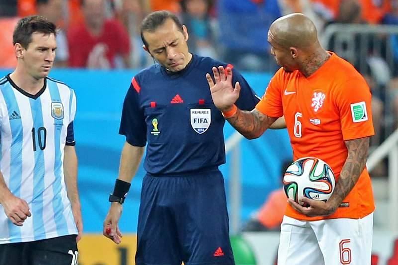 Argentina e Holanda
