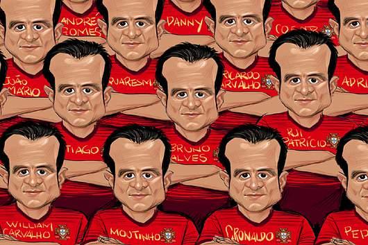 A Seleção Nacional...de Jorge Mendes?