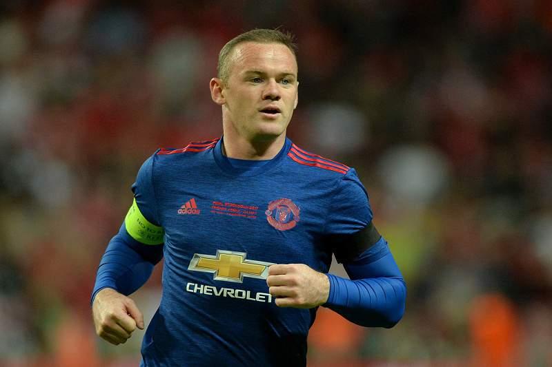 Wayne Rooney trocou o Everton pelo Manchester United em 2004.