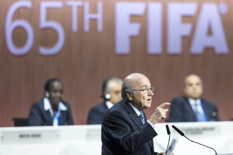 BLATTER ADDRESS