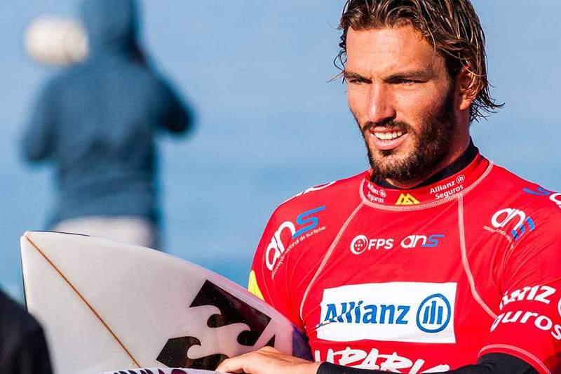 Surf: Frederico Morais está na ronda 2 do Prime de Trestles