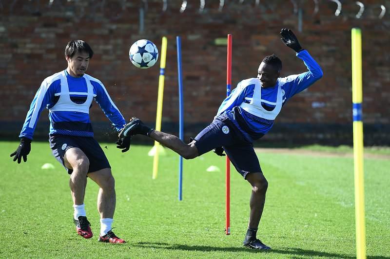 Musa, jogador do Leicester City