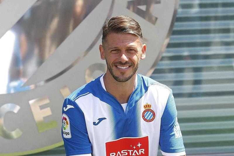 Martin Demichelis ao serviço do Espanyol