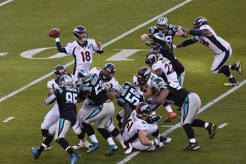 Denver Broncos vs Carolina Panthers