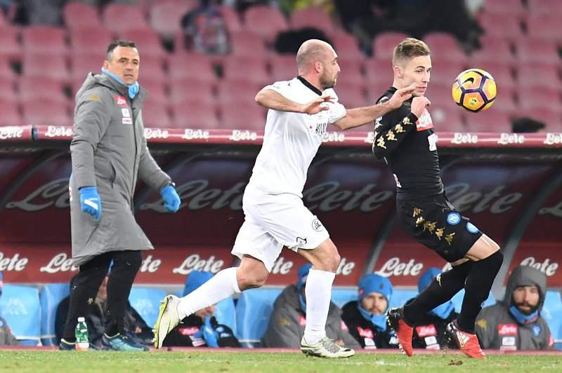 Nápoles venceu Spezia