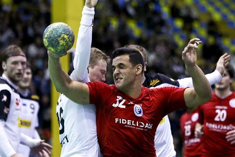 Andebol: Portugal vs Estónia
