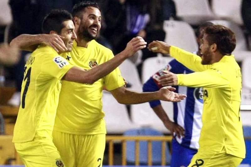 Deportivo vs Villarreal