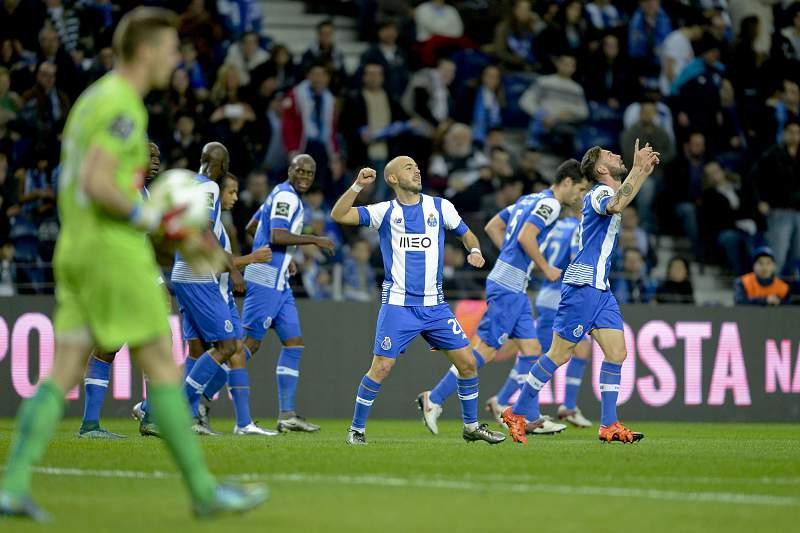 FC Porto vs Marítimo