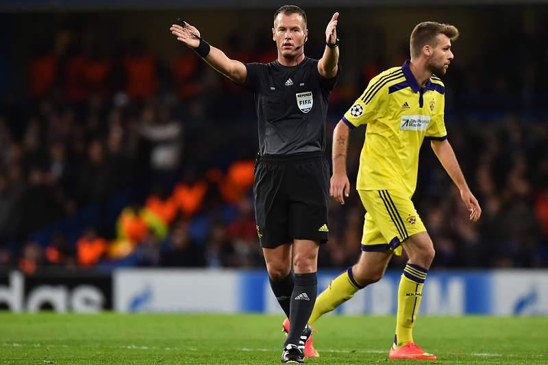 Holandês Danny Makkelie apita o Portugal-França
