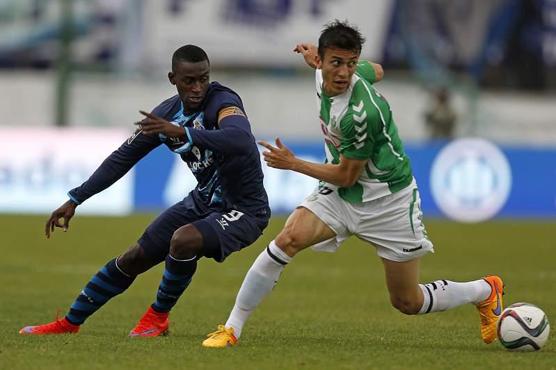 Jackson Martínez regressou aos golos no Bonfim