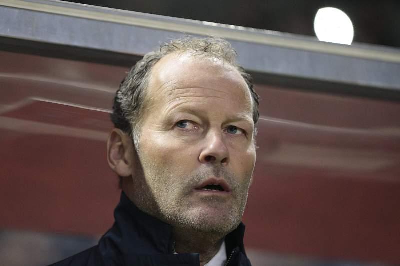 Danny Blind, selecionador da Holanda