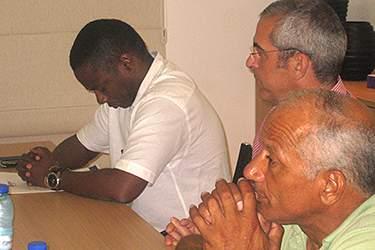 Professor Djédji reassume a presidência da Fundação EPIF