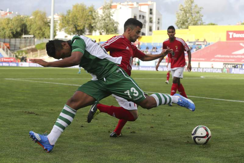 Futebol: UD Vilafranquense vs Sporting