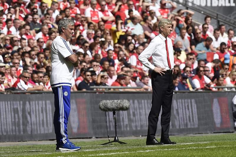 Mourinhos vs Wenger
