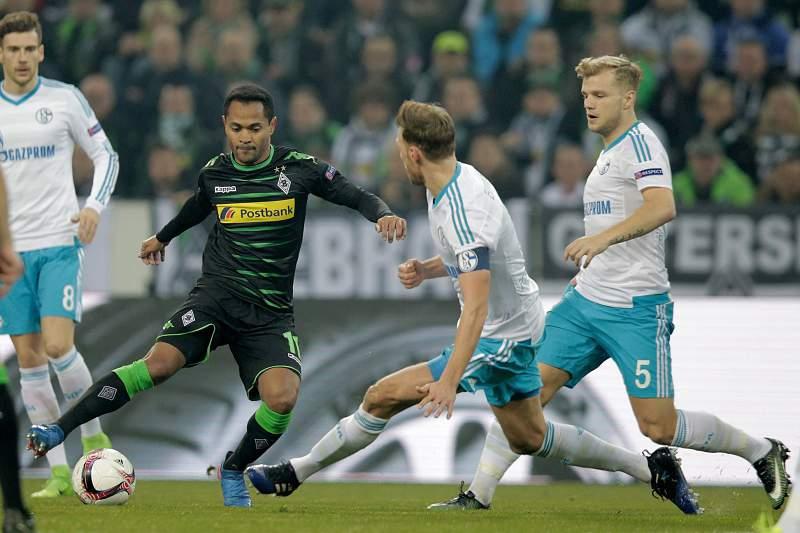 Borussia Moenchengladbach Schalke 04 liga europaBorussia Moenchengladbach Schalke 04