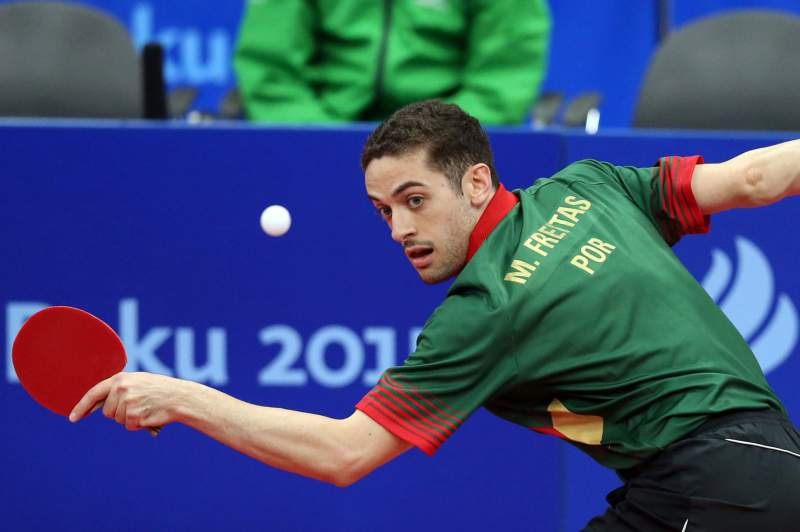 Baku 2015 - Table Tennis