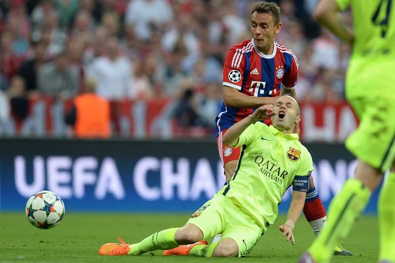 Bayern Munique-Barcelona