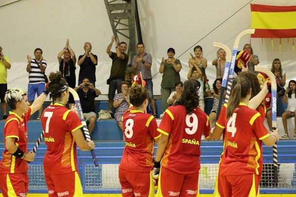 Portugal perde com Espanha e falha título europeu feminino de hóquei em patins