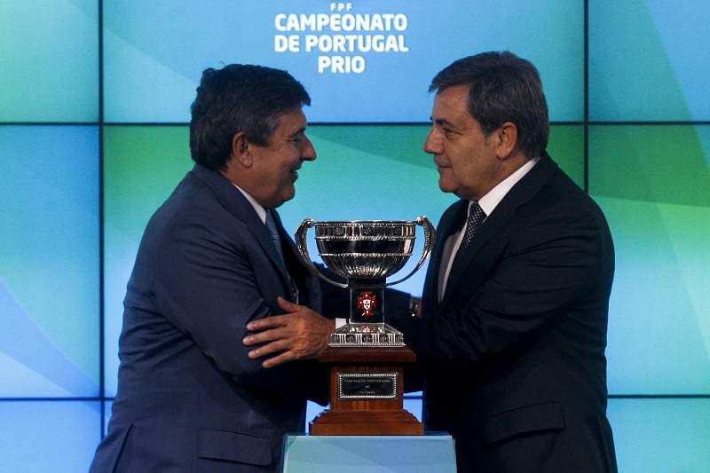 FPF: Apresentação do Campeonato de Portugal Prio