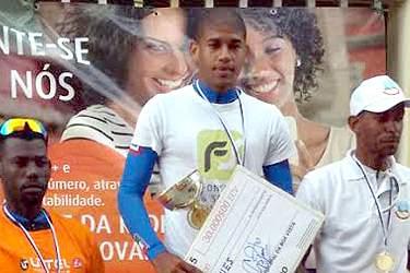 Kevin Rodrigues vence a VI edição da Taça Boa Vista